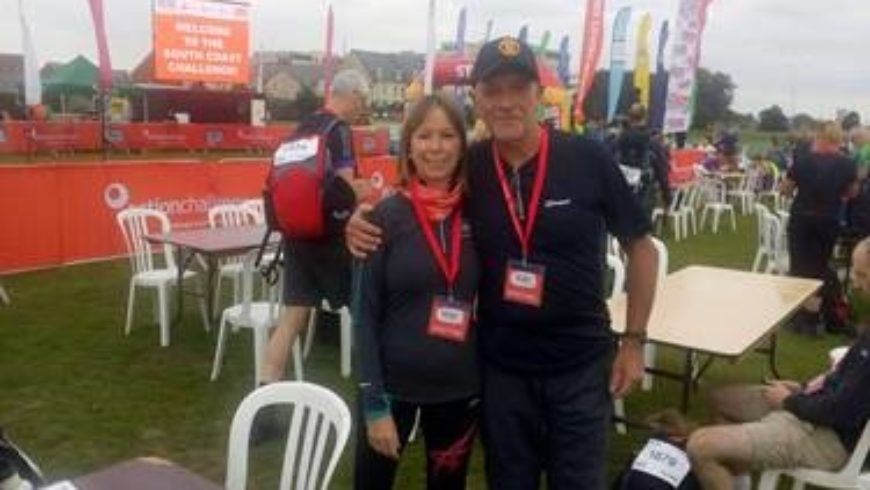 Magnificent Fundraising Effort from Heather Spink